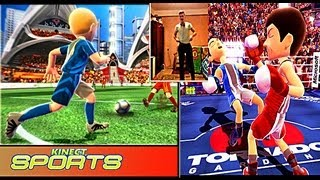 Download Обзор Kinect Sports | Football+ Boxing Video