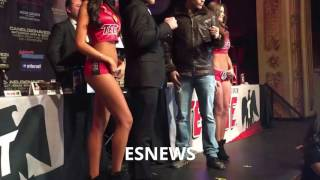 Download Canelo vs Chavez Jr Epic Faceoff Who Will Be King Of Mexico In Boxing - esnews Video