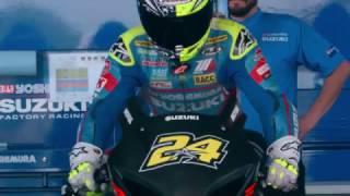 Download 2017 GSX-R1000 Thunderhill Test Yoshimura Suzuki Factory Racing Video