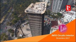 Download Demolición IMSS Circuito Interior, Diciembre 2017 | edemx Video