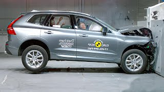 Download Volvo XC60 (2018) The Safest SUV | CRASH TEST Video