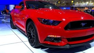 Download CNET On Cars - Three things that make the 2015 Ford Mustang - Ep. 34 Video