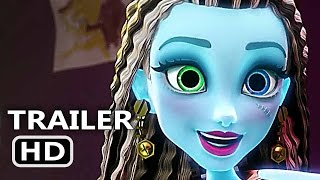 Download MONSTER HlGH Electrified Official Trailer (2017) Animation Family Movie HD Video