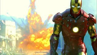Download IRON MAN Clips (2008) Marvel Video