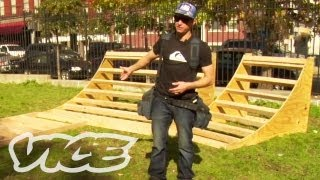 Download How To Build A Mini Ramp with Billy Rohan Video