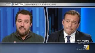 Download Salvini: se vince Renzi ci crescono i capelli e diminuisce il colesterolo Video