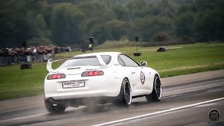Download 1030HP TOYOTA SUPRA TWIN TURBO - BRUTAL ACCELERATIONS! Video