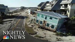 Download Hurricane Michael Obliterates Mexico Beach, Florida | NBC Nightly News Video