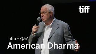 Download AMERICAN DHARMA Director Q&A | TIFF 2018 Video