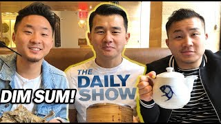 Download Michelin Star DIM SUM w/ RONNY CHIENG from The Daily Show w/ Trevor Noah // Fung Bros Video