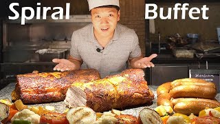 Download LEGENDARY All You Can Eat Buffet in Manila Philippines - Spiral Buffet Review Video