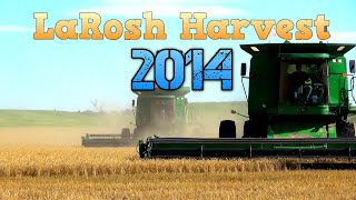 Download LaRosh 2014 Wheat Harvest Video