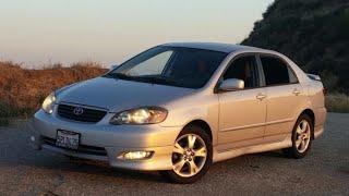 Download 2005 Toyota Corolla XRS Manual - One Take Video