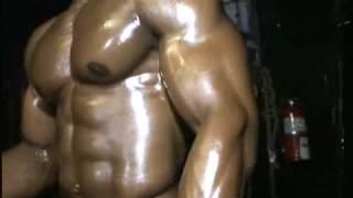 Download Caribbean bodybuilders backstage - Clip 4-12 Video
