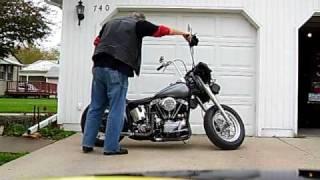 Download Harley Bobber Video