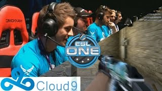 Download CS: GO - ESL One Cologne 2014 - Cloud9 (Frag Movie) Video