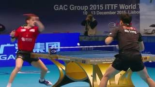 Download 2015 Grand Finals MS-R16 Ma Long - Marcos Freitas (full match|short form in HD) Video