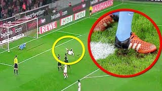 Download 10 BIGGEST Cheating In Football ● Unsportsmanlike Moments Video