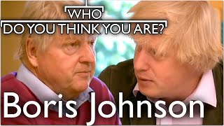 Download Prime Minister Boris Johnson Traces His Family History | Who Do You Think You Are Video