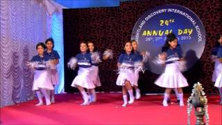 Download Avantika Brown Girl Brightland Discovery School Annual Day 2013 Video