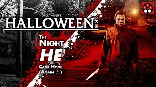 Download Halloween: The Night He Came Home (Again...) Video