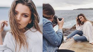 Download 50mm 1.2 vs 50mm 1.4 Canon Fashion Photoshoot Behind the Scenes Video