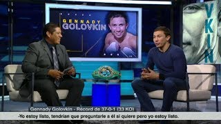 Download Golovkin: ″Estoy Listo Para La Revancha Con Canelo En El Estadio Azteca, No Sé Si Canelo Esté Listo″ Video