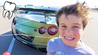 Download BABY TOOTH VS SUPERCAR! Video