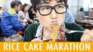 Download Tteokbokki Town: Korean Rice Cake Marathon (KWOW #178) Video