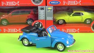 Download Welly Cars video for kids unboxing metal cars Toys cars Video