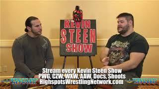 Download Kevin Steen (Owens) Show: Matt Hardy (Full Episode) Video