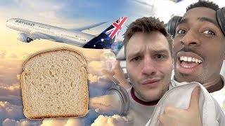 Download Flying To Australia To Put A Slice Of Bread On The Floor (EARTH SANDWICH) Video