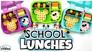 Download SCHOOL LUNCH IDEAS 🌈 Rainbow Bread FAIL Video