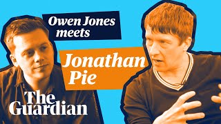 Download Owen Jones meets Jonathan Pie | 'Identity politics are used to shut down debate' Video