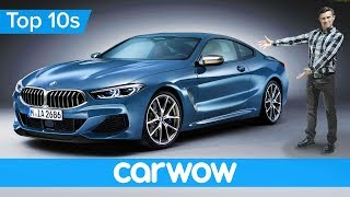 Download New BMW 8 Series Coupé 2019 revealed – is it a Porsche 911 killer? | Top 10s Video