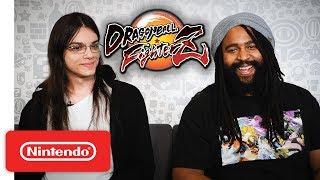 Download Dragon Ball FighterZ Q&A with Nakkiel & HellPockets - Nintendo Switch Video