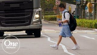 Download Volvo Trucks - One minute about 'Stop Look Wave' Video