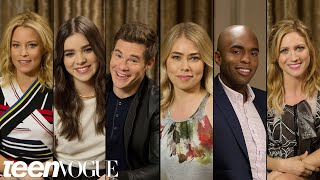 Download The Cast of Pitch Perfect 2 Share Their Tips for the Perfect Prom Pose Video