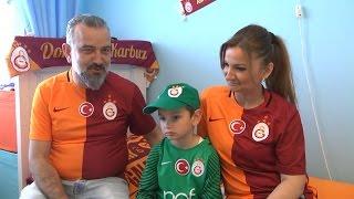 Download Minik Doruk'un Galatasaray sevgisi Video