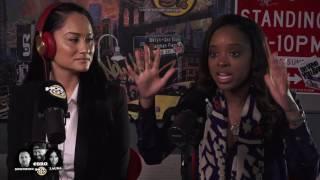 Download Carmen Perez & Tamika Malory Talks Trump's Election & the Women's Walk on Washington Video