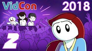 Download Intense Animation Squad Panel: VidCon 2018 Recap PART 2 Video