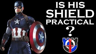 Download Is Captain America's shield an effective weapon by itself? Video