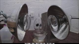 Download Radiometer Suspended on a Thread Video