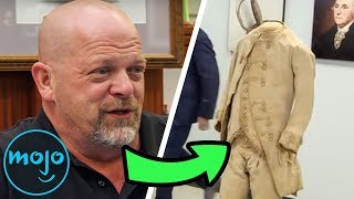 Download Top 10 Shocking Pawn Stars Discoveries Video