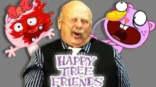 Download ELDERS REACT TO HAPPY TREE FRIENDS Video