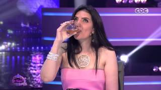"Download الليلة دي | شاهد…حورية فرغلي تشرب ""خل"" على الهواء وتعترف ""ده مشروبي المفضل"" Video"