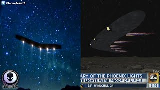 Download MYSTERY Witness To Phoenix Lights UFO Revealed! 5/25/17 Video