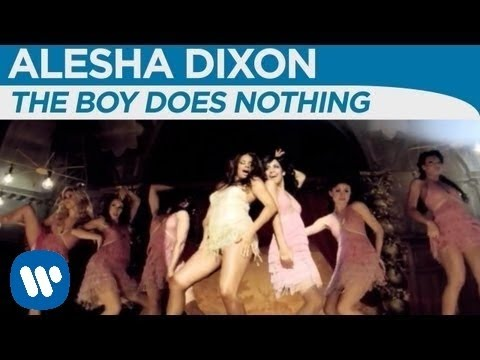 Alesha Dixon - The Boy Does Nothing (Official Music Video)