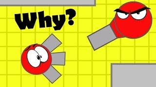 Download WHY IS HE NOT SHOOTING ME?! Diep.io Funny Sniper Moments Video