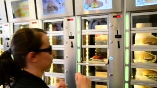 Download Amsterdam Food Vending Machine Video